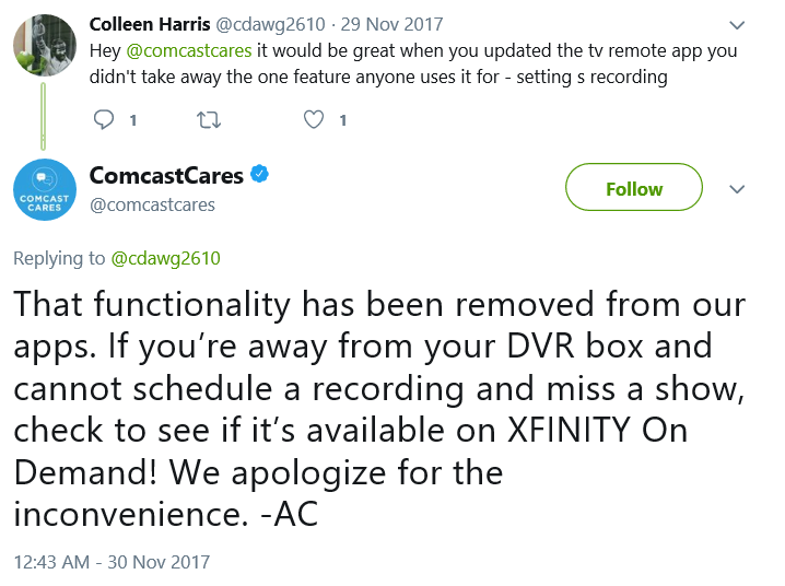 Loved by Many, Cloud-Based Remote DVR Programming